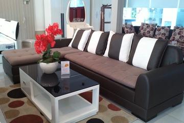 Ghế sofa vải DA. S1362 Nội Thất Đông Á