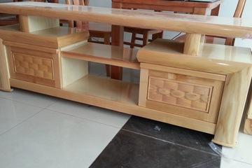 Kệ tivi gỗ sồi GTV07