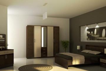 Bộ phòng ngủ gỗ công nghiệp cao cấp Mộc Tín