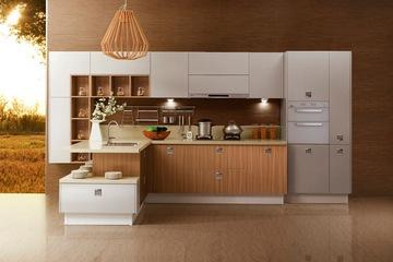 MSP 067 tủ bếp Laminate giá gốc