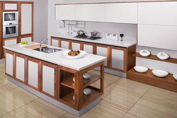 MSP 03 Tủ bếp laminate cao cấp