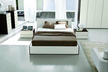MSP 04 giường ngủ gỗ verner sồi
