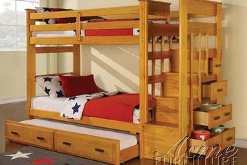 Giường Acme 3 tầng trẻ em