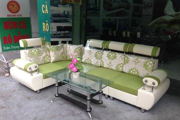 sofa giá rẻ 4.500.000 Hương Linh Nội Thất