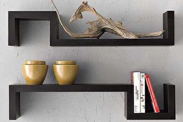 Kệ trang trí phòng khách, thiết kế hiện đại, sang trọng, giá sản xuất