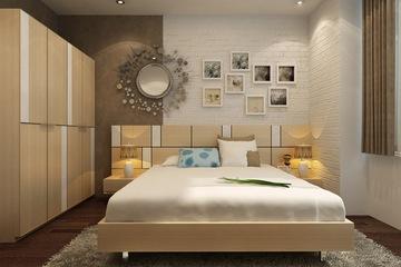 Bộ Phòng ngủ gỗ Công nghiệp BD01