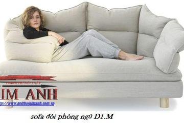 Sofa đôi đa năng, sofa giá khuyến mãi Kim Anh