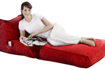 Ghế lười Omely Bean Bag   Sofa kiêm giường