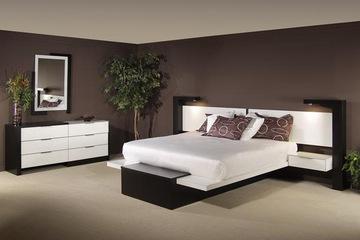 MSP : QH 02 Giường ngủ kiểu hiện đại
