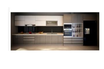 MSP : QH 03 Tủ bếp laminate an cường