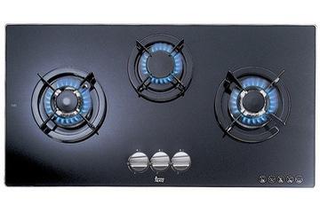 Bếp gas âm mặt kính 3 bếp nấu GK Lux 86 3G AI AL Teka   Đức