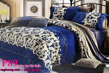 Drap giường phong cách hoàng gia
