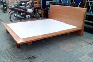 Giường nhật gỗ tự nhiên, G 326