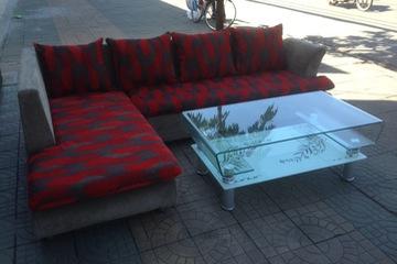 Sofa góc Vải Chi Lai