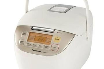 Nồi cơm điện tử Panasonic SR MS103WRA 1 lít