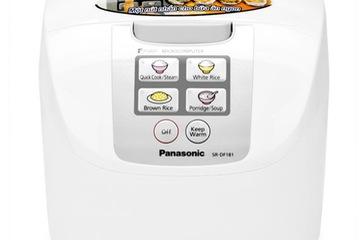 Nồi cơm điện tử 1,8 lít Panasonic SR DF181WRA