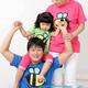 Thời trang áo gia đình cho mẹ và bé trong cái nắng mùa hè..
