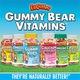 Kẹo gấu dẻo dành cho các bé từ 2 tuổi trở lên Hàng xách tay t.