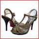 Sandal, giày Búp bê cao gót cực chuẩn: nâng niu gót ngà thêm yêu ki.