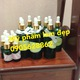 Dầu Dừa handmade và dầu gấc.