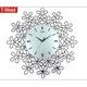 Đồng hồ trang trí siêu ngộ nghĩnh nhìn là thích giá cực hấp d.
