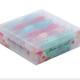 Hộp đựng đồ lót bằng nhựa trong cực xịn, hộp vải không d.