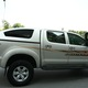Phân phối Thùng xe bán tải, Canopy Toyota Hilux, Ford ranger, Nissan Nava.