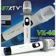 Micro karaoke wireless siêu hot Viet KTV VK 406.