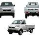 Chuyên bán xe Suzuki 650 Kg, 740 Kg nhập khẩu, lắp ráp đóng thùng mu.
