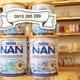 Chuyên bán buôn, bán lẻ sữa NAN và sữa Dê của Nga.