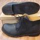 Giày Cao Cổ Da Bò 100% Cực Chất Cực Độc Cực Bụi Bặm.