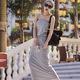 Shop Chuyên về váy maxi đi biển,dạo phố,dự tiệc.Rất nhiều m.