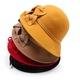 Mũ Nỉ , Mũ Lưỡi Trai lông , Mũ Bere Lông Classic sang trọng Quý Ph.