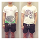 OL2SHOP: New Arrivals 15/04 T shirts V Neck Made in Thailand Chino Shorts nhiề.