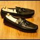 .Các mẫu BOAT shoes, loafer, mới, vải thô, da, da lộn.