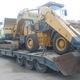 Cho thuê Xe fooc lùn chuyên vận chuyển chở máy xúc,máy đào,máy .
