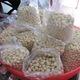 Hạt sen tươi, hạt sen khô Dried lotus seeds, sen sấy ăn liền. Huế .