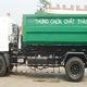 Bán xe chở rác thùng rời 10 khôi,20 khối Dong Feng,Hino,Hyundai,Isuzu .