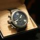 Đồng hồ U Boat 1001 Full Box, máy Nhật, Vỏ thép không gỉ, Bảo H.