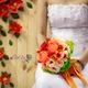 Hoa cô dâu, hoa cài áo chú rể, hoa trang trí đám cưới siêu siêu s.