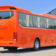 Xe khách Thaco Universe Noble 47 chỗ, cao cấp, kiểu dáng sang trọng.
