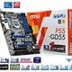30 case Main Msi H55,cpu coi3 530,ram 2g,hdd 160g,vga r4670 lắp nét.