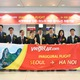 Mua vé máy bay Vietjet Air giá rẻ nhất đi Hàn Quốc.