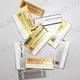 Sản xuất, in ấn thẻ nhân viên, thẻ biển tên, thẻ nhựa các lo.