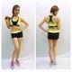 Quần áo thể dục aerobic.