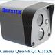 Camera analog Questek, lắp đặt hệ thống camera giám sát.