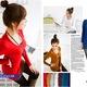 Áo len, áo thun, áo phông thu đông bán buôn bán lẻ.