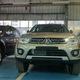 Xe Pajero Sport G 2WD AT máy xăng 1 cầu hoàn toàn mới đã xuất hiện.