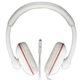 Tai Nghe Kèm Micro Sharper Image Thr Pro Headphones W/ Microphone Eclipse.