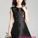 Váy thời trang thiết kế theo phong cách Hàn Quốc, phong cách Châu .